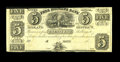 Canadian Currency: , Bath, UC- The Free Holders' Bank of the Midland District $5 18__Ch. # 310-10-04R. ...