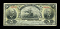 Canadian Currency: , Montreal, PQ- Banque D'Hochelaga $5 May 2, 1898 Ch. # 360-18-02....