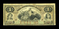 Canadian Currency: , Toronto, ON- The Dominion Bank $4 Jan. 1, 1876 Ch. # 220-12-02 Ch.# 220-12-02. ...