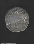 1652 SHILNG Oak Tree Shilling VF30 Whizzed Uncertified. Breen-23. 71.5 grains. A moderately worn representative of the t...