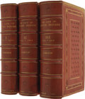 Books:First Editions, [Charles Dickens]. John Forster. The Life of Charles Dickens. London: Chapman and Hall, 1872-1874.... (Total: 3 Items)