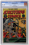Golden Age (1938-1955):Superhero, Exciting Comics #45 (Nedor Publications, 1946) CGC FN 6.0 White pages....