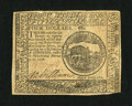 Colonial Notes:Continental Congress Issues, Continental Currency February 17, 1776 $4 Extremely Fine....