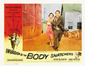 """Movie Posters:Science Fiction, Invasion of the Body Snatchers (Allied Artists, 1956). Lobby Card (11"""" X 14"""")...."""