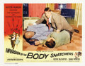 "Movie Posters:Science Fiction, Invasion of the Body Snatchers (Allied Artists, 1956). Lobby Card (11"" X 14"")...."