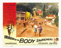 "Invasion of the Body Snatchers (Allied Artists, 1956). Lobby Cards (2) (11"" X 14"").... (Total: 2 Items)"
