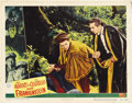 "Movie Posters:Horror, Abbott and Costello Meet Frankenstein (Universal International,1948). Lobby Card (11"" X 14"")...."