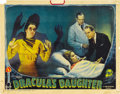 """Movie Posters:Horror, Dracula's Daughter (Universal, 1936). Lobby Card (11"""" X 14"""")...."""