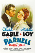 "Movie Posters:Drama, Parnell (MGM, 1937). One Sheet (27"" X 41"")...."