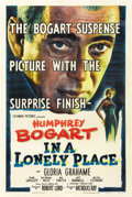 """Movie Posters:Film Noir, In a Lonely Place (Columbia, 1950). One Sheet (27"""" X 41"""")...."""