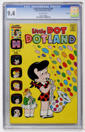 Bronze Age (1970-1979):Humor, Little Dot Dotland #60 File Copy (Harvey, 1973) CGC NM 9.4 Off-white pages....