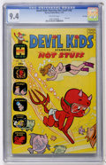 Bronze Age (1970-1979):Humor, Devil Kids #45 File Copy (Harvey, 1970) CGC NM 9.4 Off-whitepages....