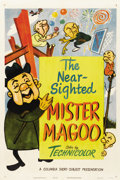 """Movie Posters:Animated, Mr. Magoo Stock Poster (Columbia, 1950). One Sheet (27"""" X 41"""")...."""