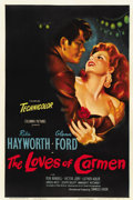 "Movie Posters:Drama, The Loves of Carmen (Columbia, 1948). One Sheet (27"" X 41"")...."