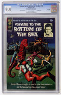 Silver Age (1956-1969):Adventure, Voyage to the Bottom of the Sea #10 File Copy (Gold Key, 1967) CGC NM 9.4 Off-white to white pages....