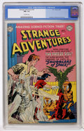 Golden Age (1938-1955):Science Fiction, Strange Adventures #20 (DC, 1952) CGC NM- 9.2 Off-white pages....