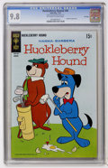 Bronze Age (1970-1979):Cartoon Character, Huckleberry Hound #40 File Copy (Gold Key, 1970) CGC NM/MT 9.8Off-white to white pages....