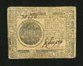 Colonial Notes:Continental Congress Issues, Continental Currency May 10, 1775 $7 Extremely Fine....