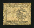 Colonial Notes:Continental Congress Issues, Continental Currency May 10, 1775 $4 Very Fine-Extremely Fine....