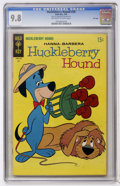 Silver Age (1956-1969):Cartoon Character, Huckleberry Hound #38 File Copy (Gold Key, 1969) CGC NM/MT 9.8 Off-white to white pages....