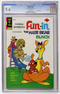 Bronze Age (1970-1979):Cartoon Character, Fun-In #13 File Copy (Gold Key, 1974) CGC NM+ 9.6 White pages....