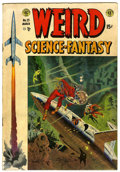 Golden Age (1938-1955):Science Fiction, Weird Science-Fantasy #23 (EC, 1954) Condition: FN-....