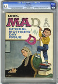 Magazines:Mad, Mad #79 (EC, 1963) CGC NM 9.4 Off-white to white pages....