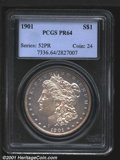 Proof Morgan Dollars: , 1901 S$1