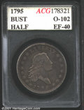 Additional Certified Coins: , 1795 50C