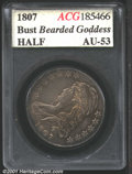 Additional Certified Coins: , 1807 50C LgSt-50/20