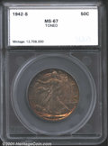 Additional Certified Coins: , 1942-S 50C