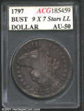Additional Certified Coins: , 1797 S$1
