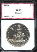 Additional Certified Coins: , 1880 T$1