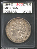 Additional Certified Coins: , 1895-O S$1