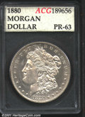 Additional Certified Coins: , 1880 S$1