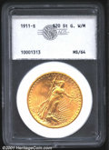 Additional Certified Coins: , 1911-S $20