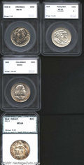 Additional Certified Coins: , Multiple Coin Lot...