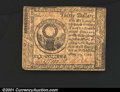 Colonial Notes:Continental Congress Issues, May 10, 1775, $30, Continental Congress Issue, CC-10, XF. A cri...