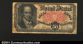 Fractional Currency:Fifth Issue, Fifth Issue 50c, Fr-1381, VG, with a few splits....