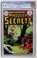 Bronze Age (1970-1979):Horror, House of Secrets #120 (DC, 1974) CGC NM 9.4 Off-white pages....