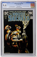 Bronze Age (1970-1979):Horror, House of Secrets #103 (DC, 1973) CGC NM 9.4 Off-white to whitepages....