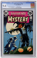 Bronze Age (1970-1979):Horror, House of Mystery #206 (DC, 1972) CGC NM 9.4 Off-white to whitepages....