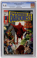 Silver Age (1956-1969):Horror, Chamber of Darkness #2 (Marvel, 1969) CGC NM 9.4 Off-whitepages....