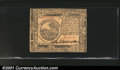 Colonial Notes:Continental Congress Issues, Continental Currency November 2, 1776 $6 Choice About New. ...