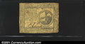 Colonial Notes:Continental Congress Issues, Continental Currency February 26, 1777 $2 Very Fine. An ide...