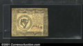 Colonial Notes:Continental Congress Issues, Continental Currency April 11, 1778 $8 Very Choice New. A n...