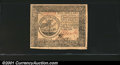 Colonial Notes:Continental Congress Issues, Continental Currency September 26, 1778 $5 Choice About New....
