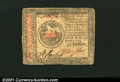Colonial Notes:Continental Congress Issues, Continental Currency January 14, 1779 $35 Choice Very Fine....
