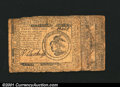 Colonial Notes:Continental Congress Issues, Four Solid Continental Currency Notes. May 10, 1775 $3; Nov...