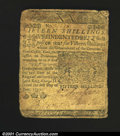 Colonial Notes:Delaware, Delaware June 1, 1759 15s Very Fine. A far nicer example of...